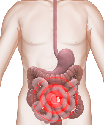 digestive system pain image