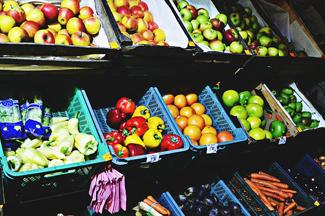 Fodmaps grocery list